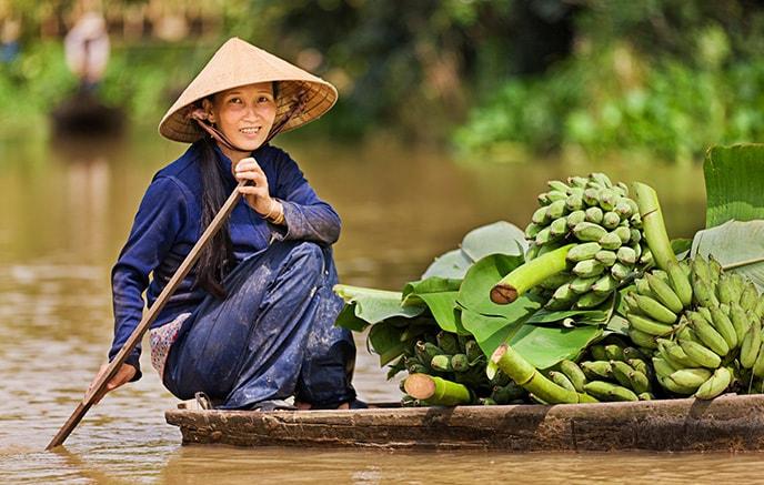 Saigon - Cai Be