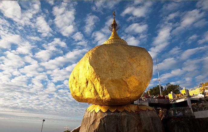 Yangon - Kyaiktiyo