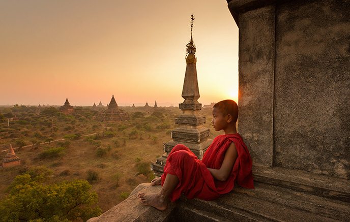 Mandalay - Bagan