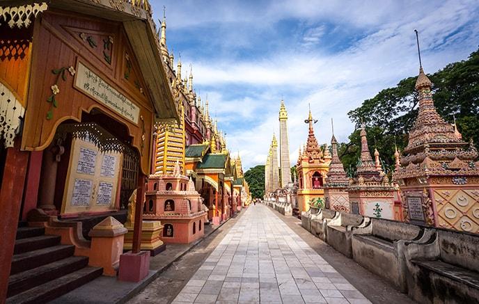 Mandalay  - Monywa