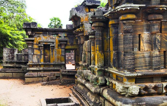 Sigiriya – Polonnaruwa - Sigiriya