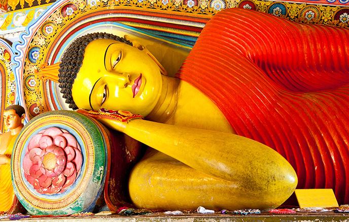 Sigiriya – Anuradhapura - Sigiriya