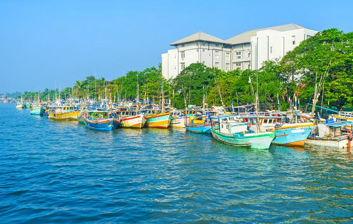 Colombo – Sigirya