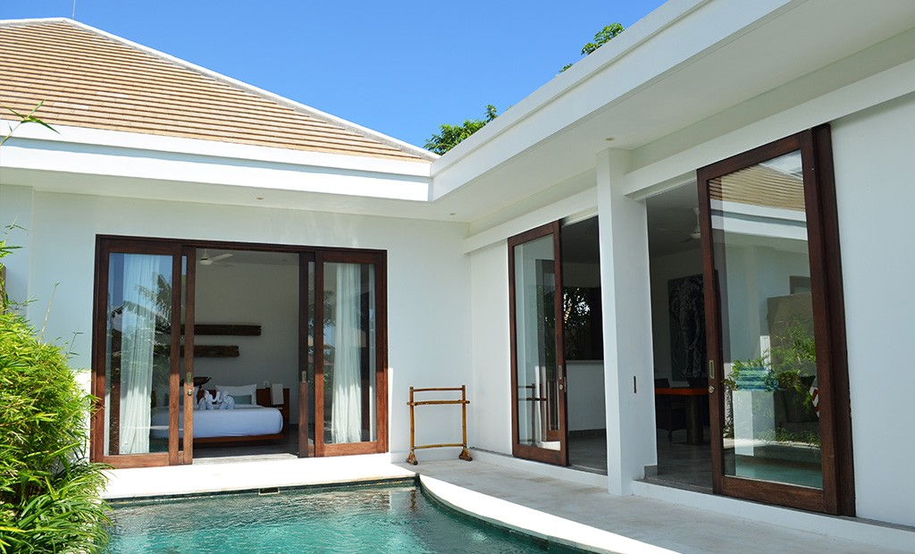villa gajah a seminyak location villa seminyak bali. Black Bedroom Furniture Sets. Home Design Ideas