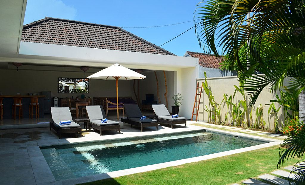 Location de villas bali