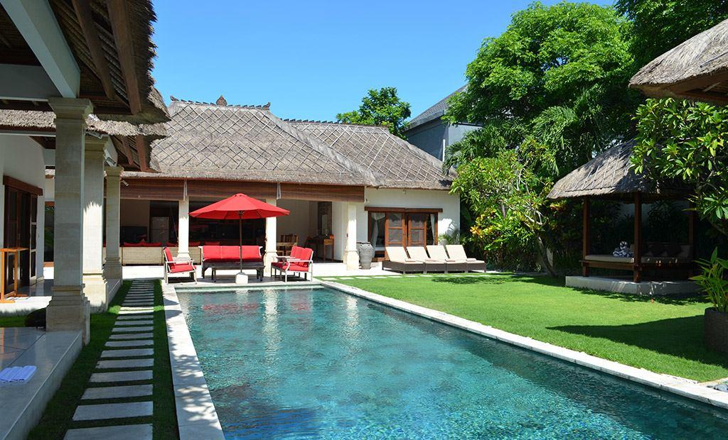 Location Maison Bali villa darma in seminyak - rent villa seminyak / bali