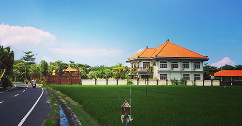 location villa canggu
