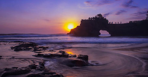 location villa tanah lot bali