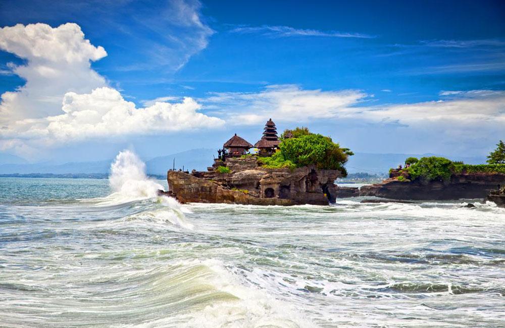 location villa Tanah lot