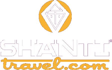 Logo ShantiTravel Footer