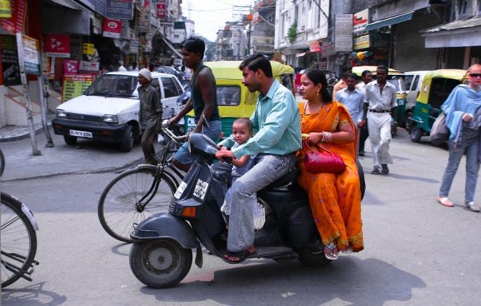 Udaipur  - Delhi