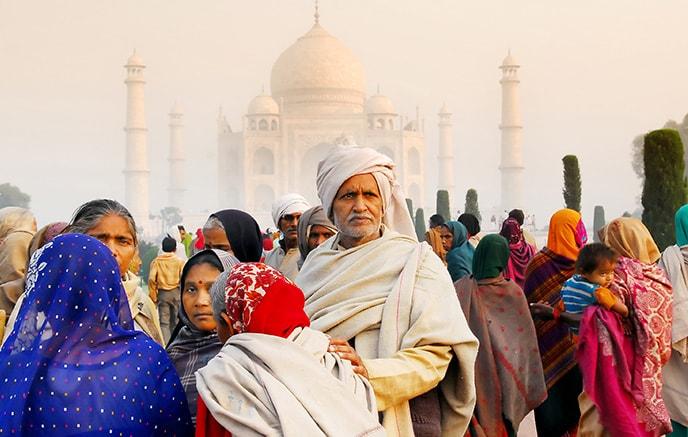 Agra – Ranthambore