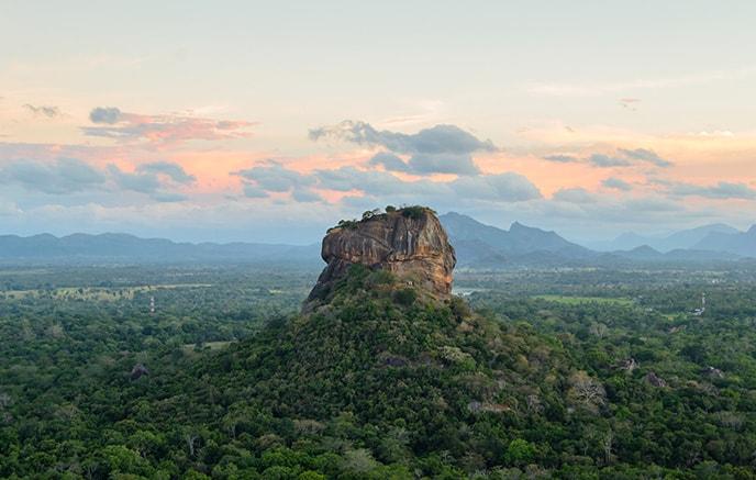 Kandy - Sigirya