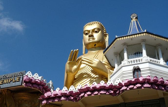Negombo – Dambulla - Sigirya