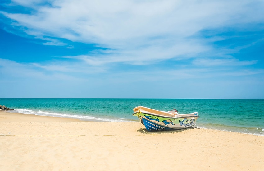 Sri Lanka im Sommer
