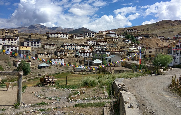 Thal Tak – Kibber