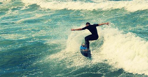 surf debutant