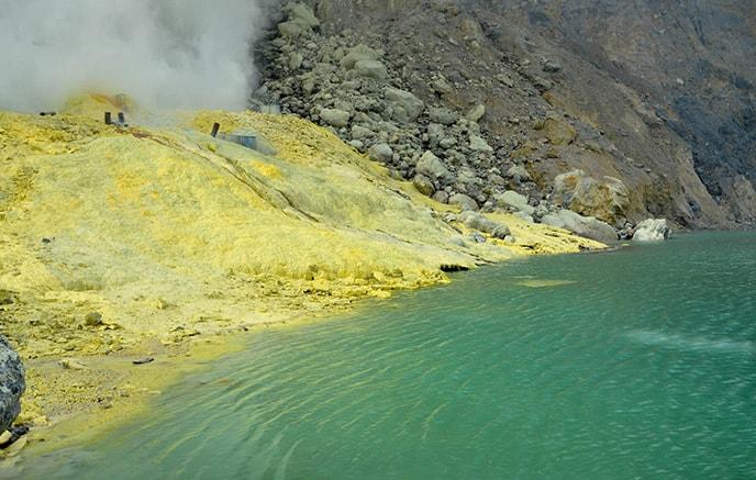 Mont Ijen - Belimbing