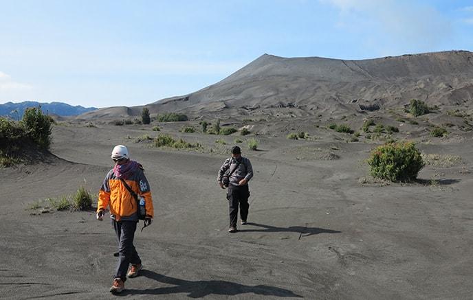 Volcan Bromo -  Semeru