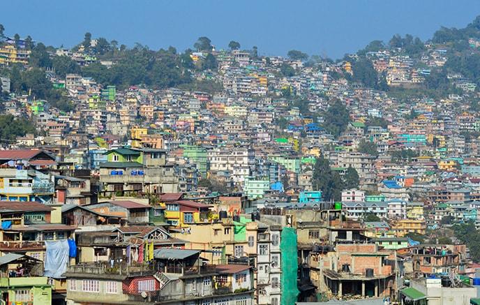 Gangtok - Kalimpong