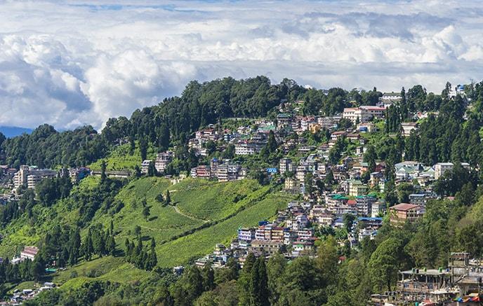 Delhi – Darjeeling