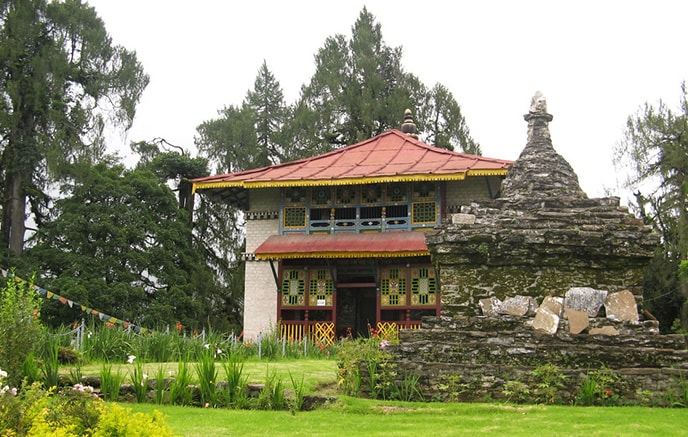 Darjeeling - Yuksom