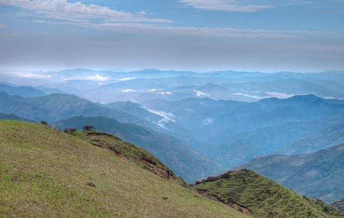 Tsokha - Dzongri