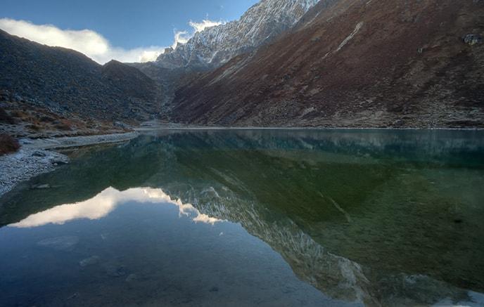 Dzongri – Lac Samiti