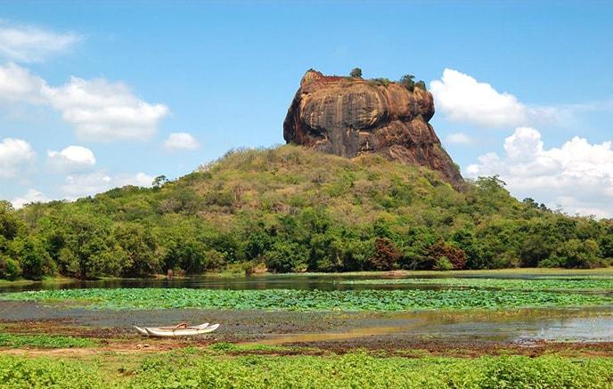 Sigiriya - Polonnaruwa - Sigiriya