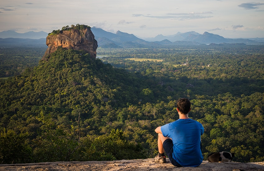 Abenteuerurlaub in Sri Lanka