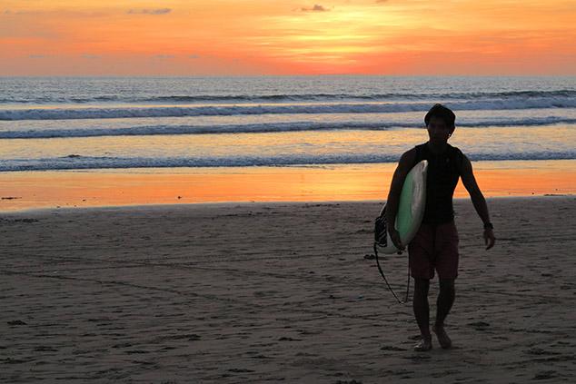 vacances bali surf