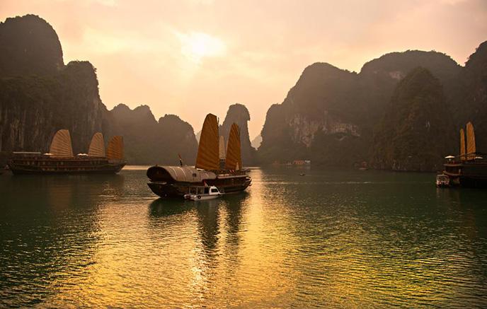Ninh Binh - Halong