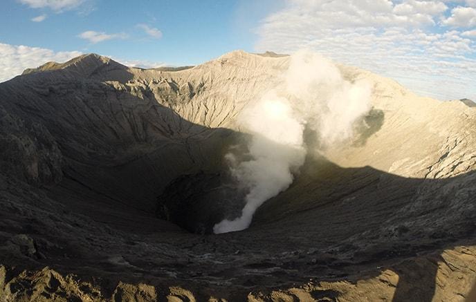 Volcan Bromo - Kalibaru