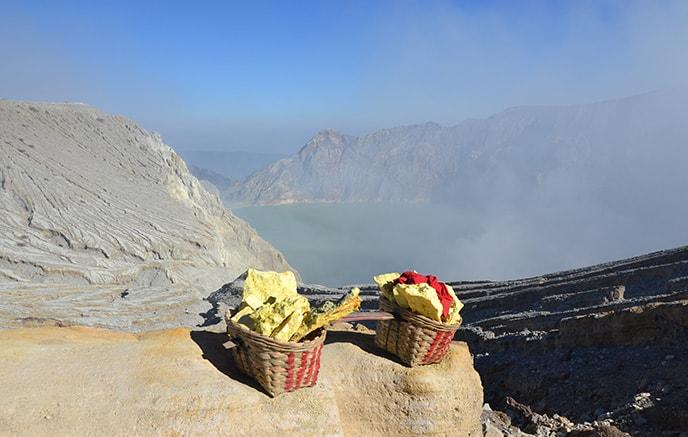 Kalibaru – Mont Ijen