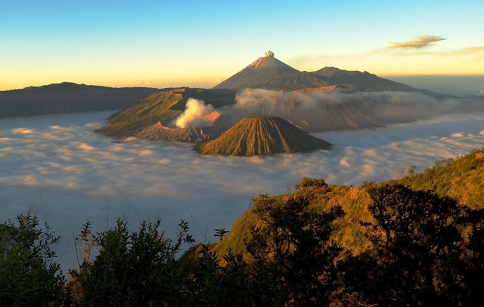 Yogyakarta – Volcan Bromo