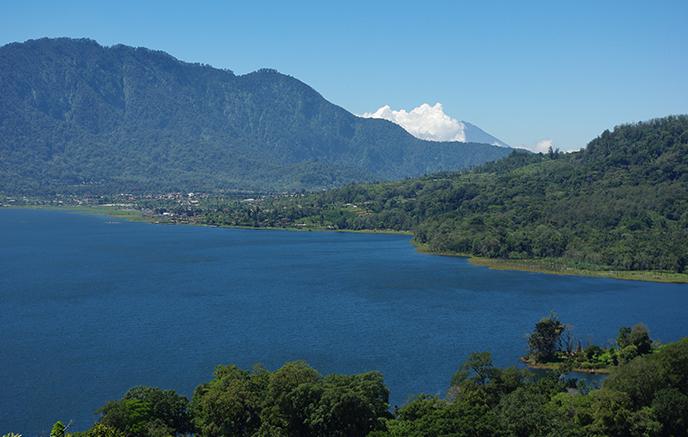Munduk – Mont Batur