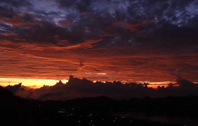 Mont Batur - Amed