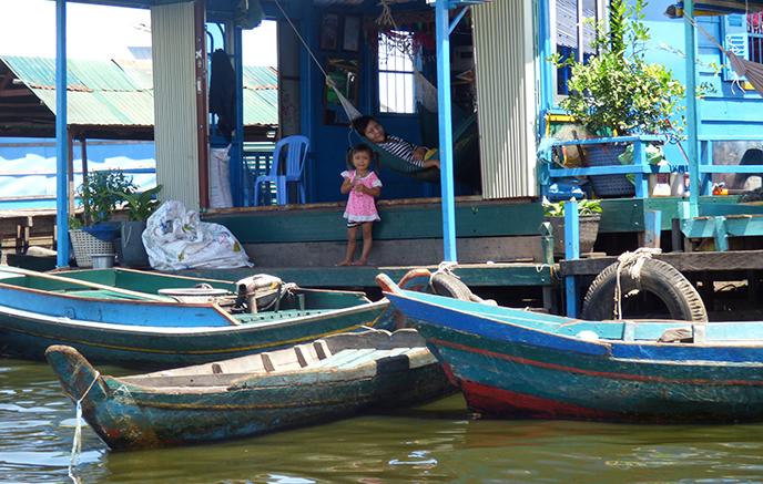 Siem Reap – Battambang