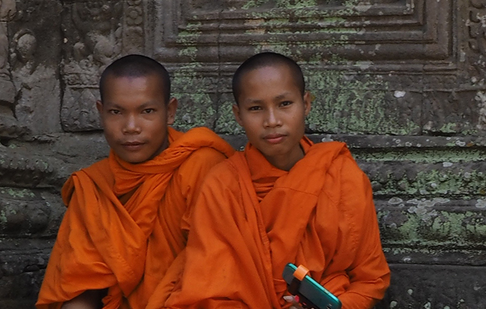 Phnom Penh – Départ