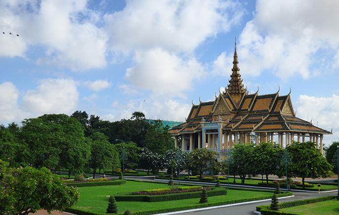 Siem Reap – Phnom Penh