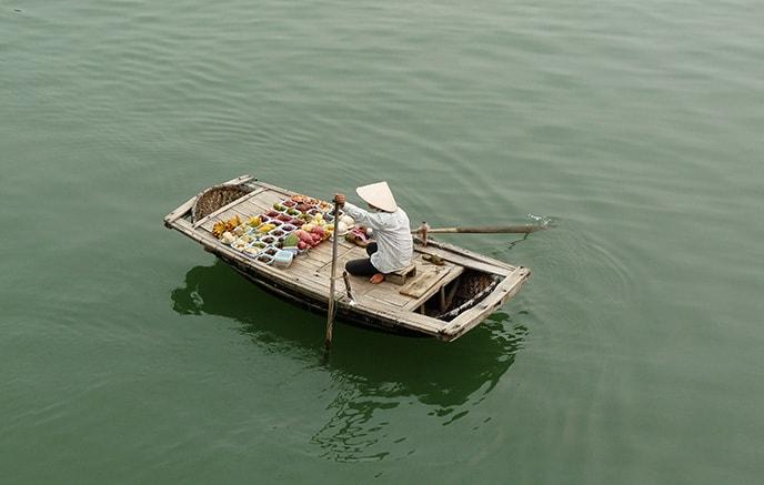 Hanoi – Halong Bucht