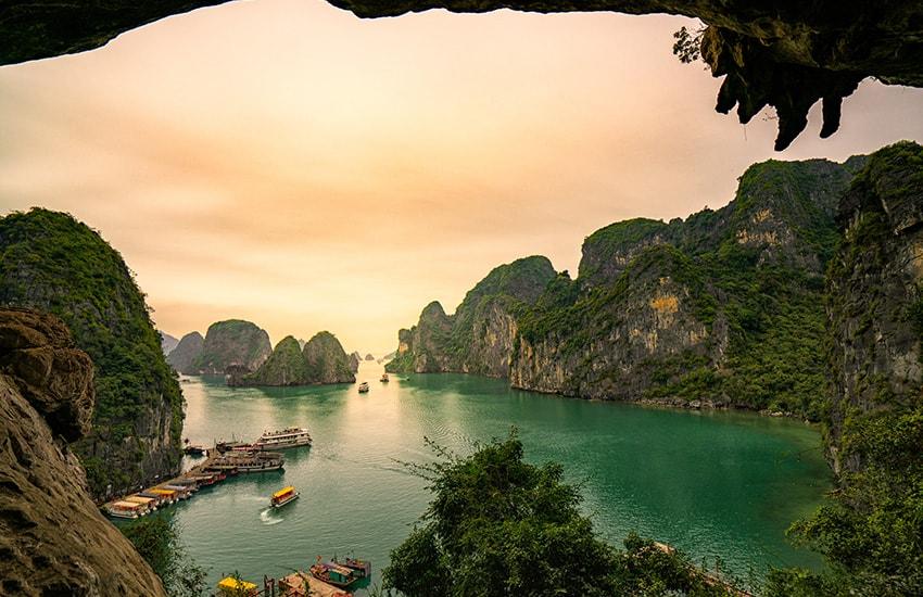 Du Cambodge au Vietnam