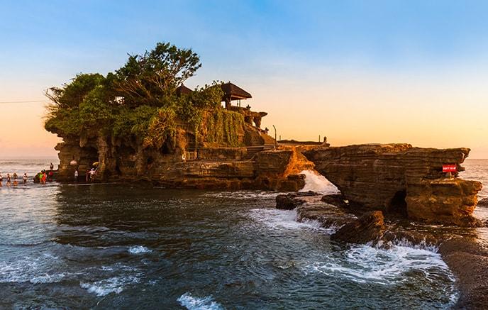 Singapour - Bali