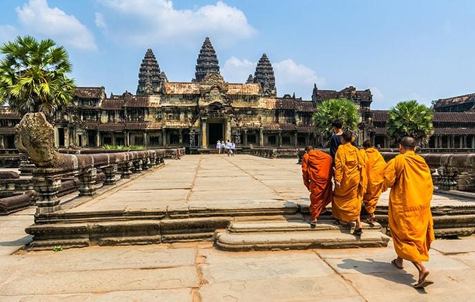 Bangkok – Siem Reap