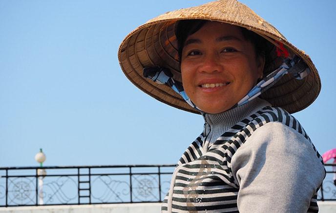 Arrivée à Saigon