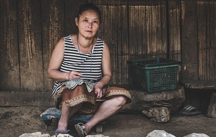 Arrivée à Luang Prabang