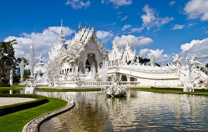 Mandalay – Vol - Chiang Mai