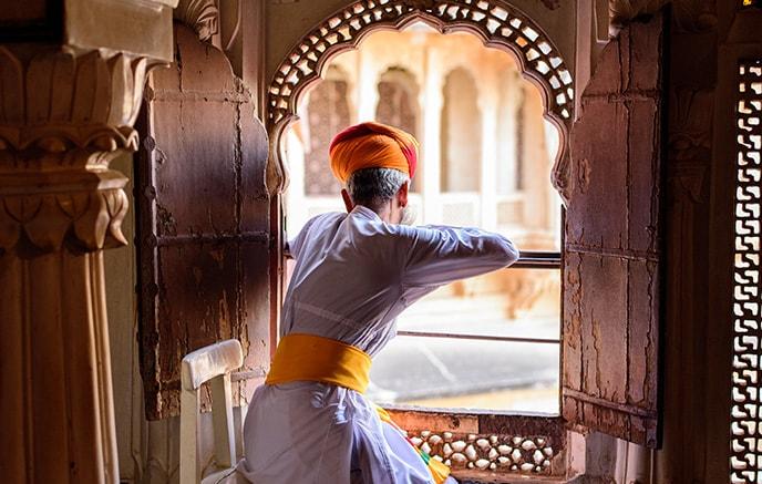 Thar Desert - Jaisalmer - Jodhpur