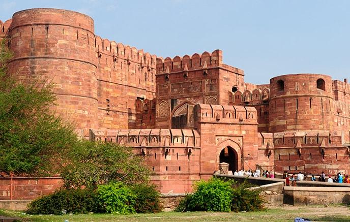 Bharatpur - Agra
