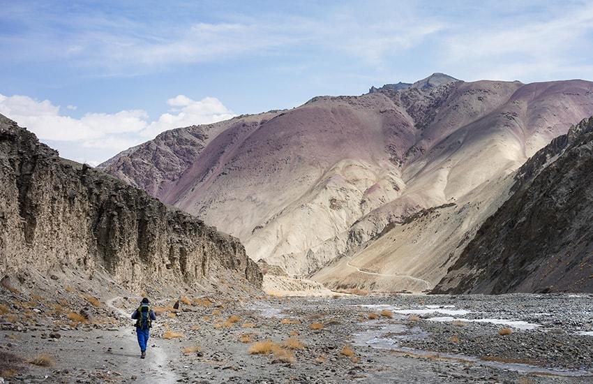 Trek dans la vallée de la Markha